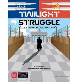 Udo Grebe Game Design Twilight Struggle (FR)
