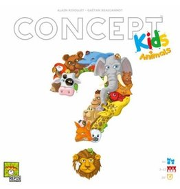 Repos production Concept Kids - Animals (EN)