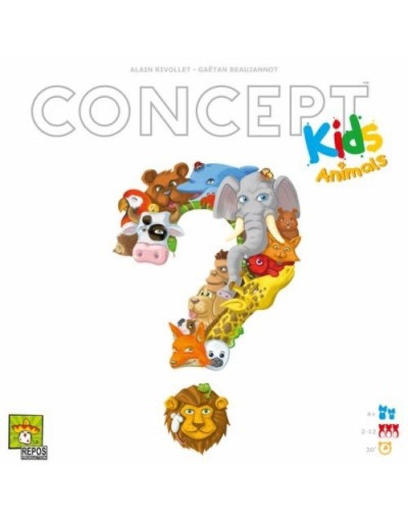 Repos production Concept Kids - Animals (EN)
