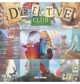 Blue Orange Detective Club (EN)