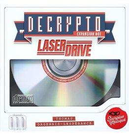 Scorpion masqué Decrypto Laser Drive (EN)