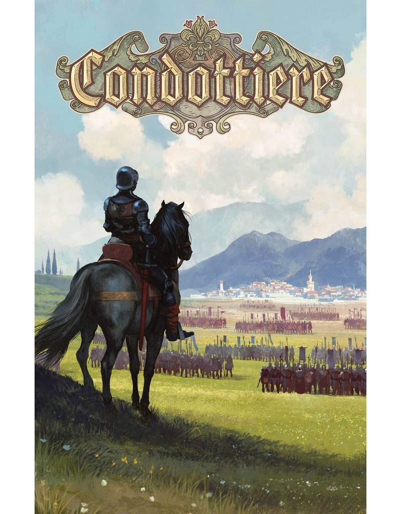 Z-man games Condottiere