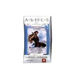 Filosofia Ashes - Les Géants de Givraltar (FR)