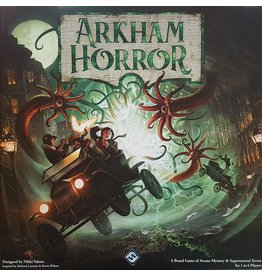 Fantasy Flight Games Horreur à Arkham: 3e (FR)