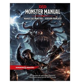 Black Book editions Donjons & Dragons 5e - Manuel des Monstres (FR)