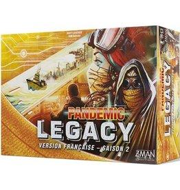 Z-man games Pandemic Legacy Saison 2 - Jaune