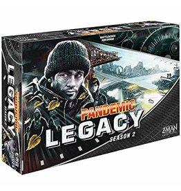 Z-man games Pandemic Legacy Saison 2 - Noir