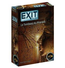 Iello jeu board game Exit - Le Tombeau du Pharaon (FR)