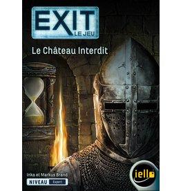 Iello jeu board game Exit - Le Château Interdit (FR)