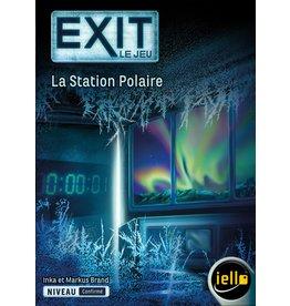 Iello jeu board game Exit - La Station Polaire (FR)