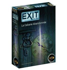 Iello jeu board game Exit - La Cabane Abandonnée (FR)