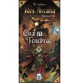 Sand Castle games Res Arcana: Lux et Tenebrae (ENG) PRÉCOMMANDE