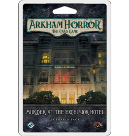 Arkham Horror LCG - Murder at the Exelsior Hotel (EN)