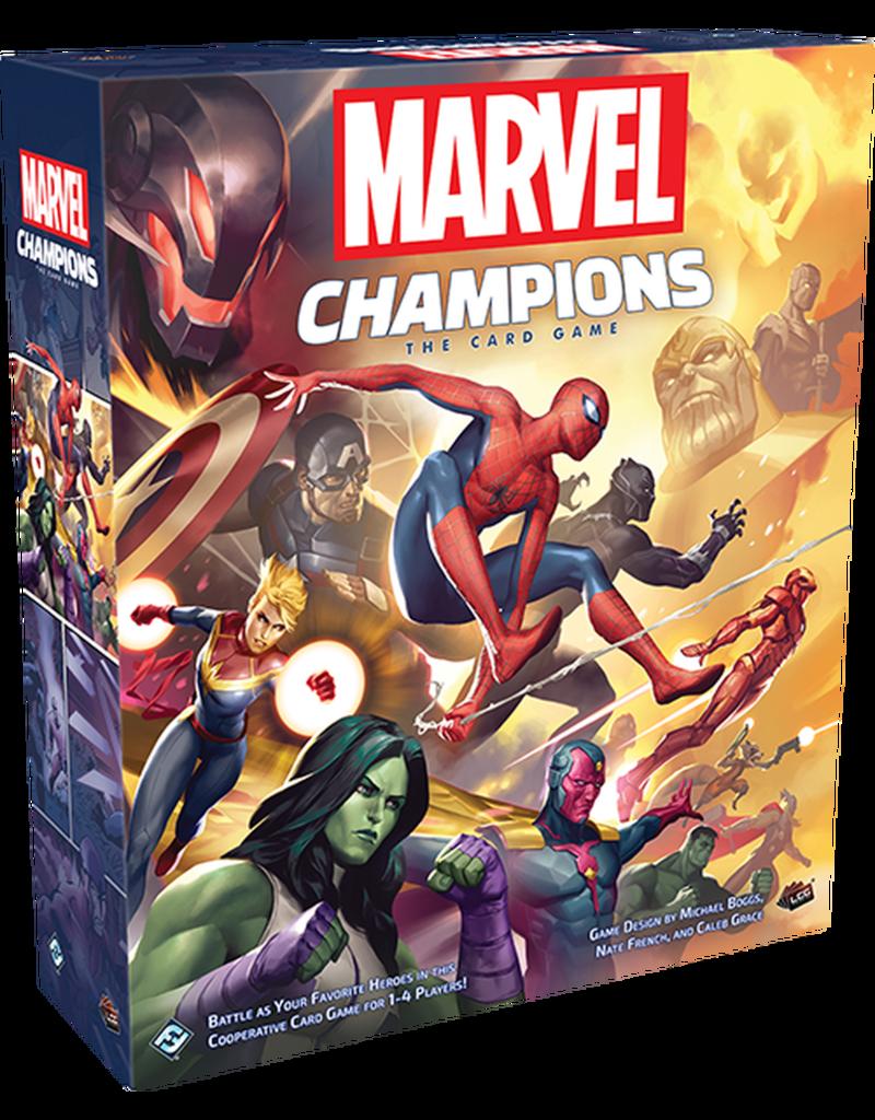 Marvel Champions LCG (EN) PRECOMMANDE