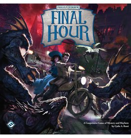 Arkham Horror - Final Hour (EN) PRECOMMANDE
