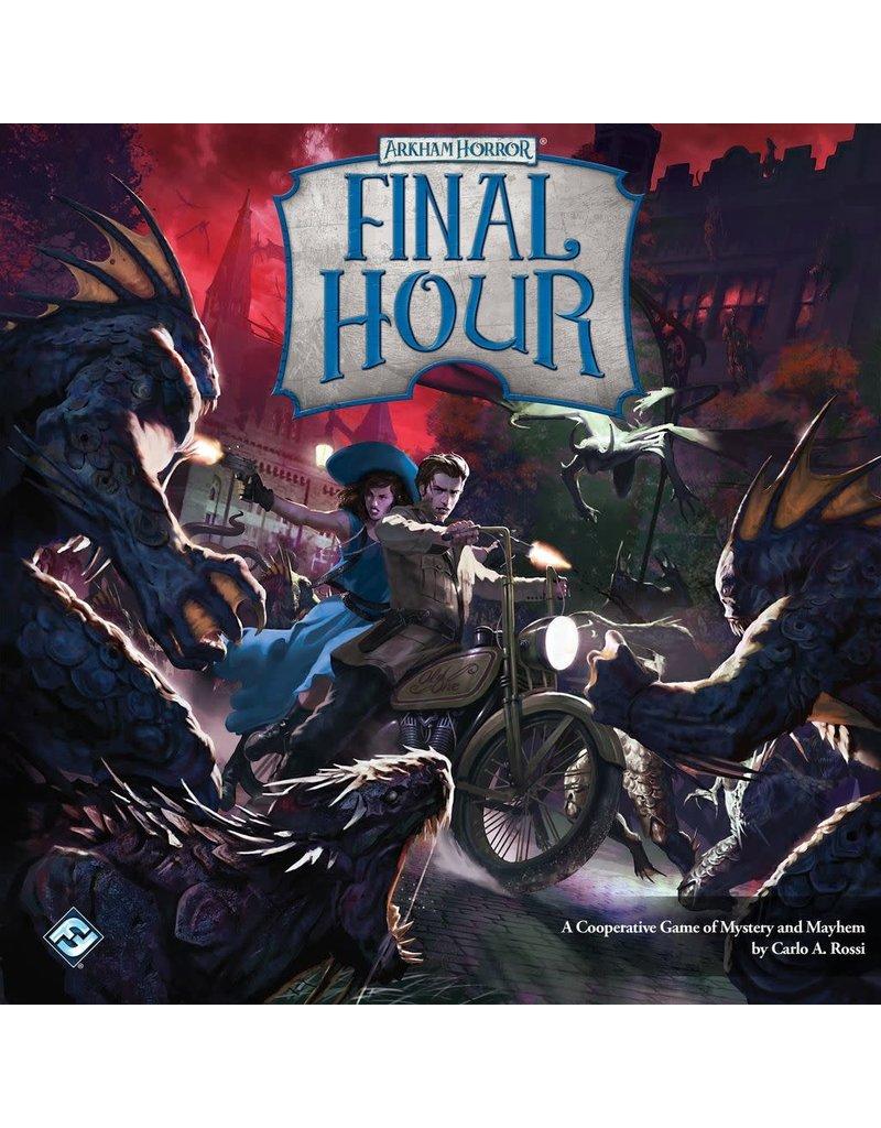 Fantasy Flight Games Arkham Horror - Final Hour (EN)