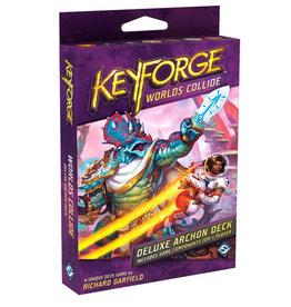 Keyforge - Worlds Collide - Decks (EN) PRÉCOMMANDE