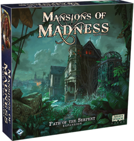 Fantasy Flight Games Mansions of Madness: Second Edition – Path of the Serpent (EN)