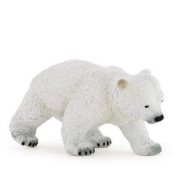 Papo Bébé ours polaire marchant