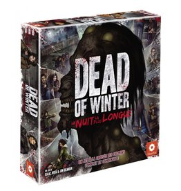 Plaid hat games Dead of Winter - The Long Night (FR)