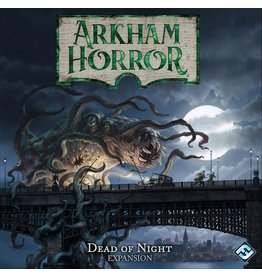 Fantasy Flight Games Arkham Horror 3rd Edition - Dead of Night (EN) PRÉCOMMANDE