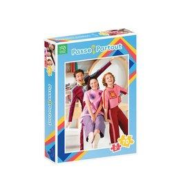 Passe-Partout jeux  board games Puzzle Passe-Partout: Les 3 passes - 70 mcx