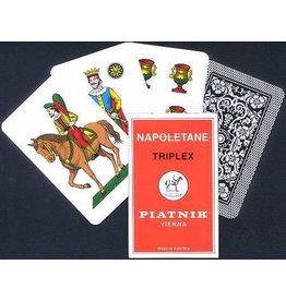 Piatnik Jeu de cartes italiennes Napoletane