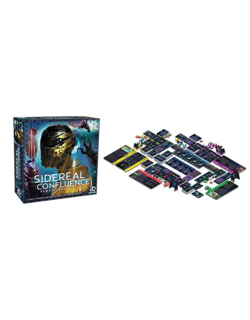 Wizkids jeux board games Sidereal Confluence (EN) PRÉCOMMANDE