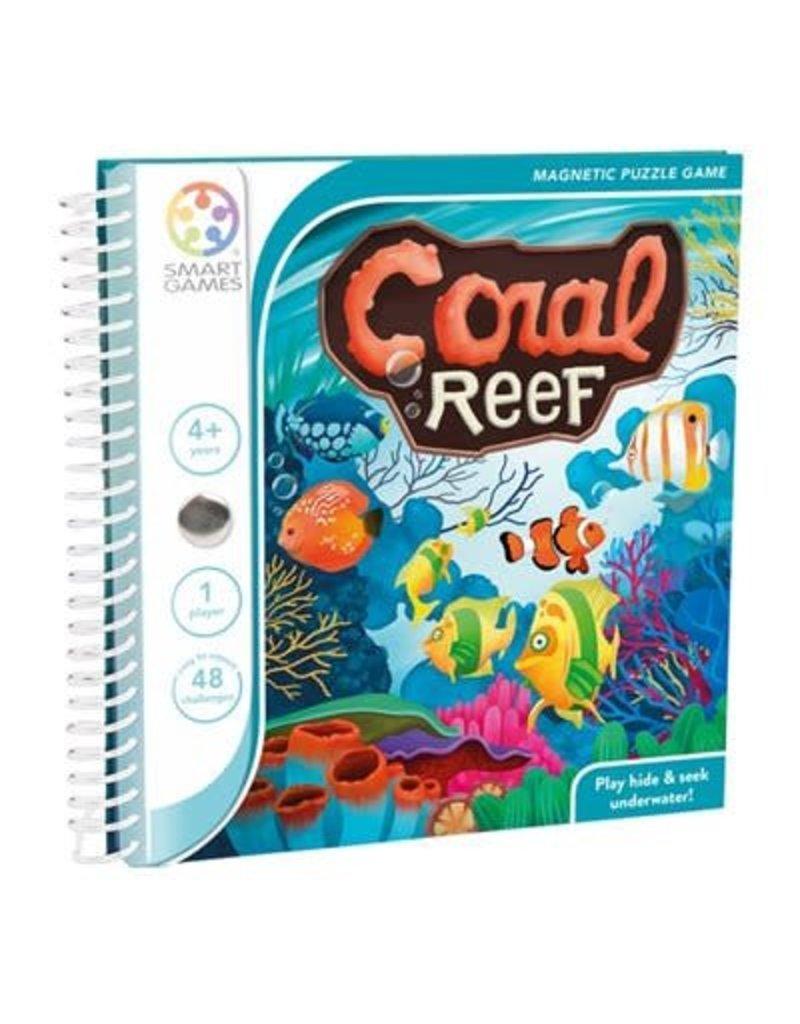 Smart Games jeux board games Barrière de Corail