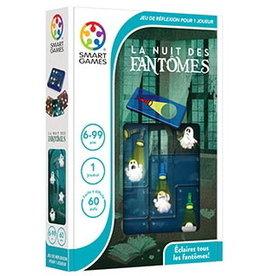Smart Games jeux board games La nuit des fantômes