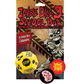 Steve Jackson Games Zombie Dice 3 - School Bus (EN)