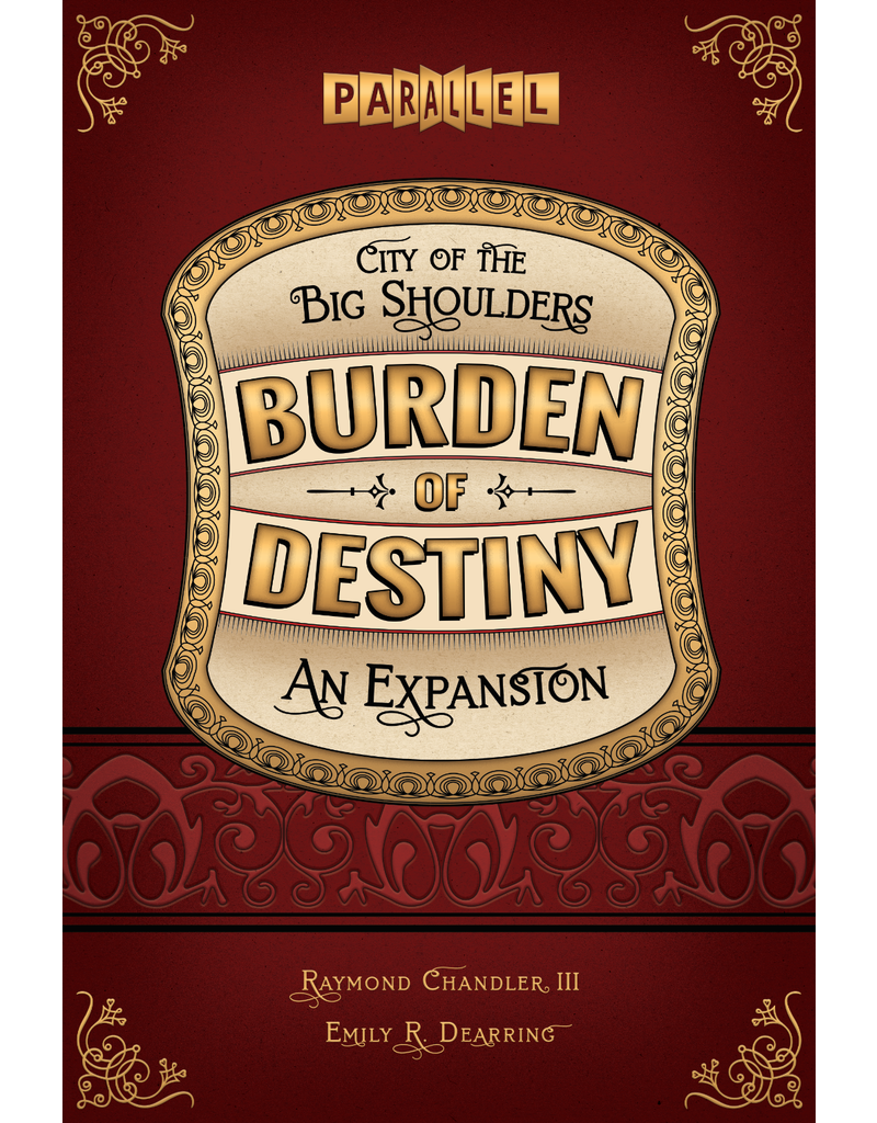 Parallel games City of the Big Shoulders - Burden of Destiny (EN)