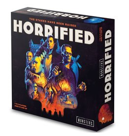 Ravensburger Horrified - Universal Monsters (EN) PRÉCOMMANDE