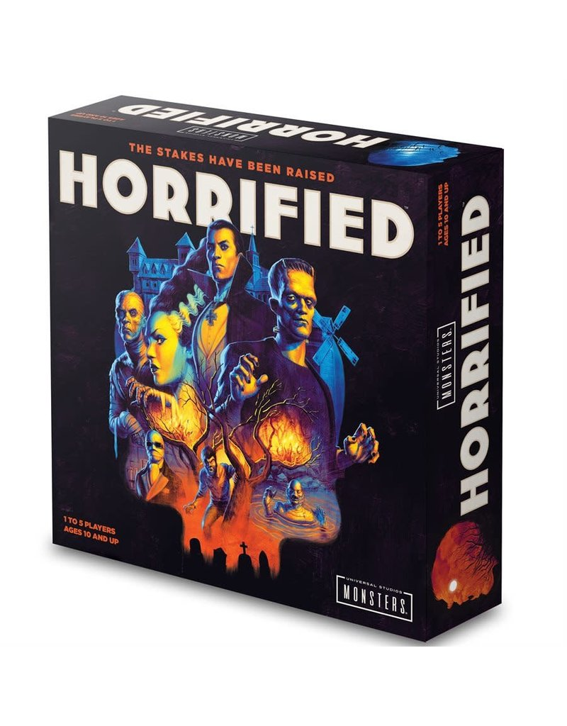 Ravensburger Horrified - Universal Monsters (EN)
