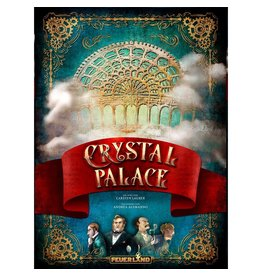 Crystal Palace (EN) PRÉCOMMANDE