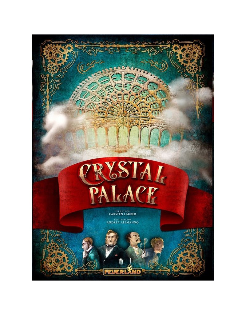 Capstone games Crystal Palace (EN)
