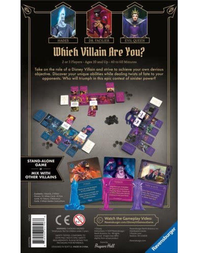 Wonder Forge Disney Villainous - Wicked to the Core (EN)