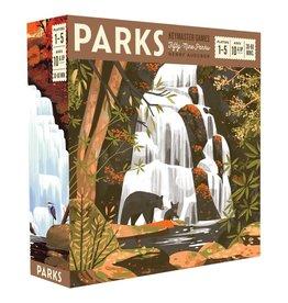 Keymaster Games Parks (EN)
