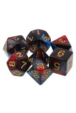 Tasty Minstrel Games (TMG) Dés TMG Fusion 16mm Red/Blue Red Son