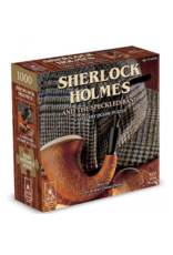 "Bepuzzled Puzzle - Sherlock Holmes 1000mcx 23""x29"""