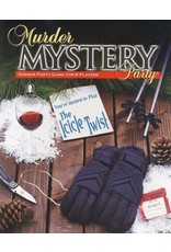 University Games Murder Mystery - The Icicle Twist