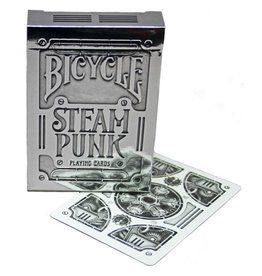 Bicycle Bicycle Silver Steampunk