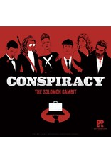 Restauration games Conspiracy - The Solomon Gambit