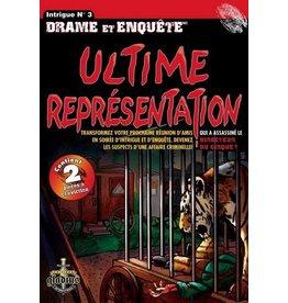 Gladius Drame & Enquête - Ultime Représentation