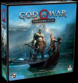 CMON God of War - The Card Game (EN)