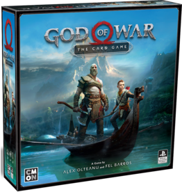 CMON God of War - The Card Game