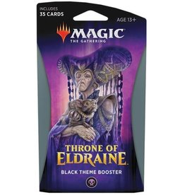 Wizards of the Coast MTG - Throne of Eldraine Theme Booster