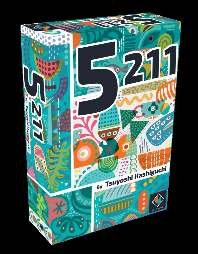 Next Move games 5211 (EN/FR)