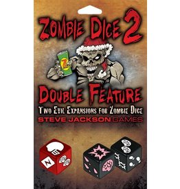 Steve Jackson Games Zombie Dice 2 - Double Feature