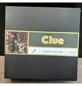 Winning Solutions Clue Luxury Edition (EN)
